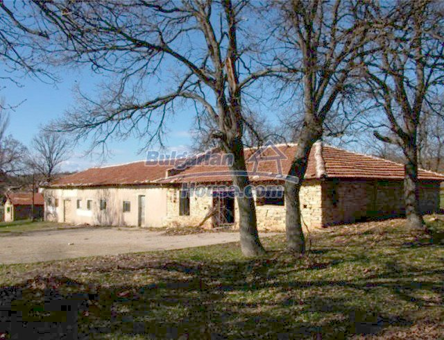 11821:1 - Functional rural property near Haskovo – amazing panoramas