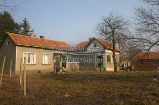 11829:1 - Two lovely rural houses with a vast garden near Vratsa