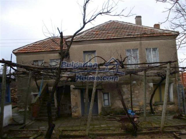11854:2 - Two-storey house with garden in the lovely village of Lesovo