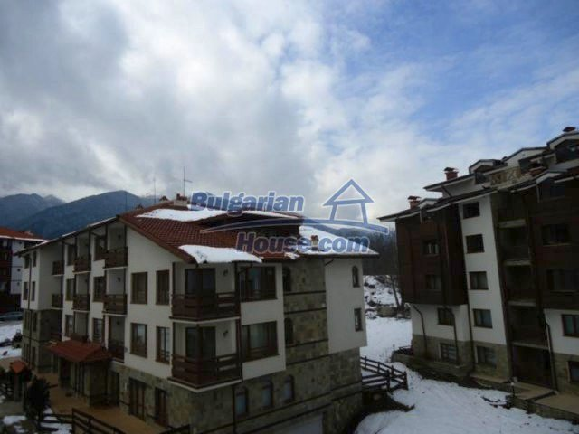11892:9 - Compact furnished studio near ski lift – Bansko, Blagoevgrad