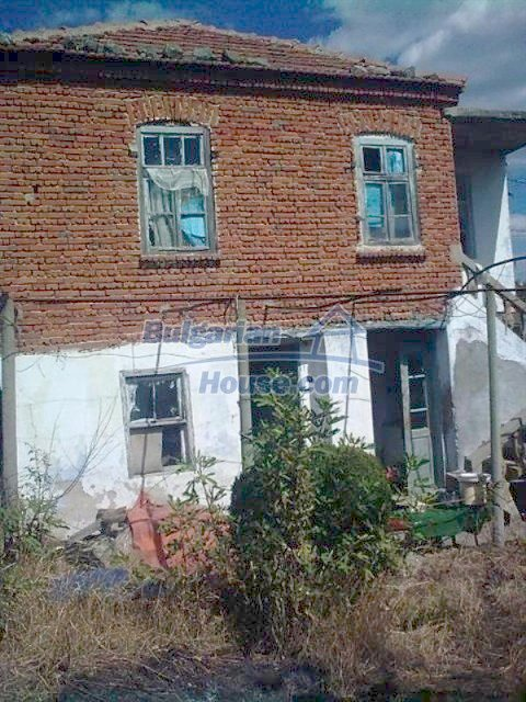 11896:1 - Cheap seaside rural house in the splendid village of Dyulevo