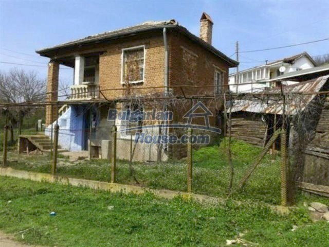 11897:1 - Nice rural house near mountain and sea – 30 km from Sozopol