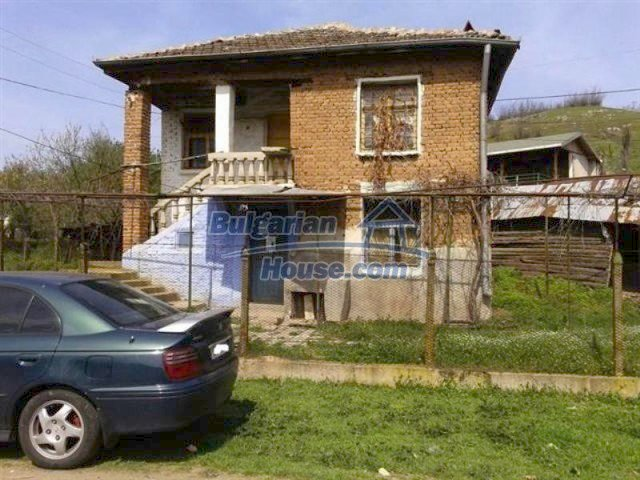 11897:2 - Nice rural house near mountain and sea – 30 km from Sozopol
