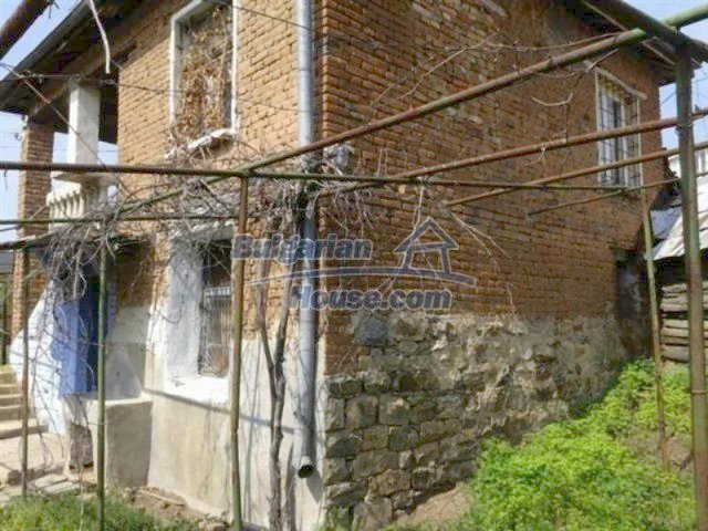 11897:3 - Nice rural house near mountain and sea – 30 km from Sozopol