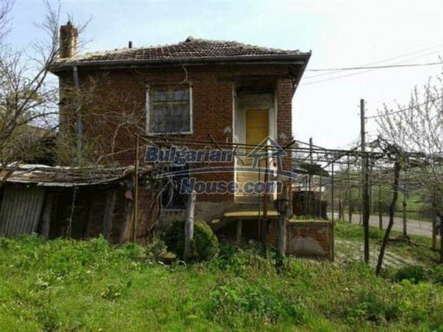 11897:4 - Nice rural house near mountain and sea – 30 km from Sozopol