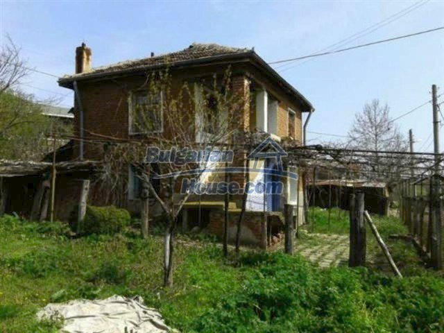11897:5 - Nice rural house near mountain and sea – 30 km from Sozopol