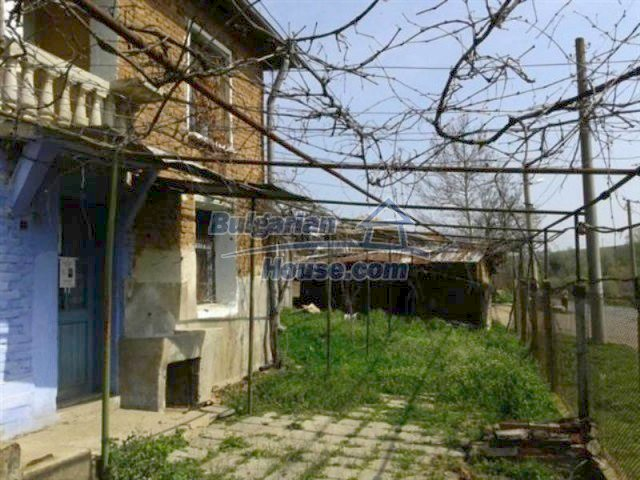 11897:9 - Nice rural house near mountain and sea – 30 km from Sozopol