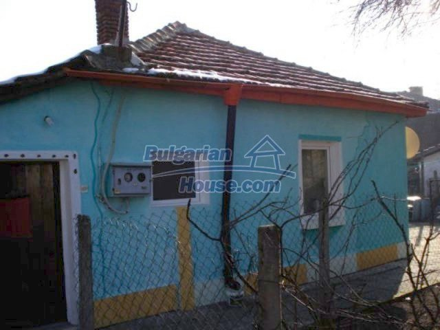 11917:1 - Lovely sunny house with splendid location in Elhovo town
