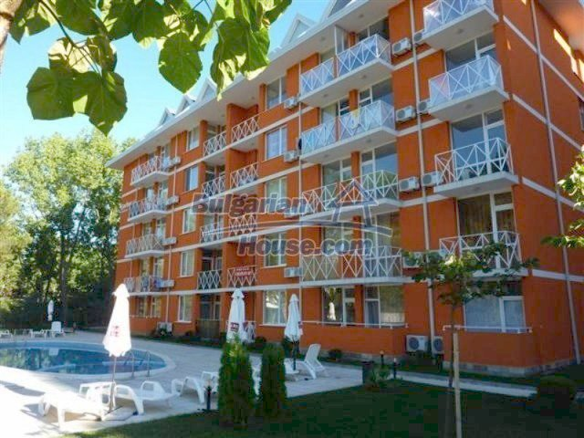 11921:1 - Furnished studio in Nessebar - excellent location near the beach