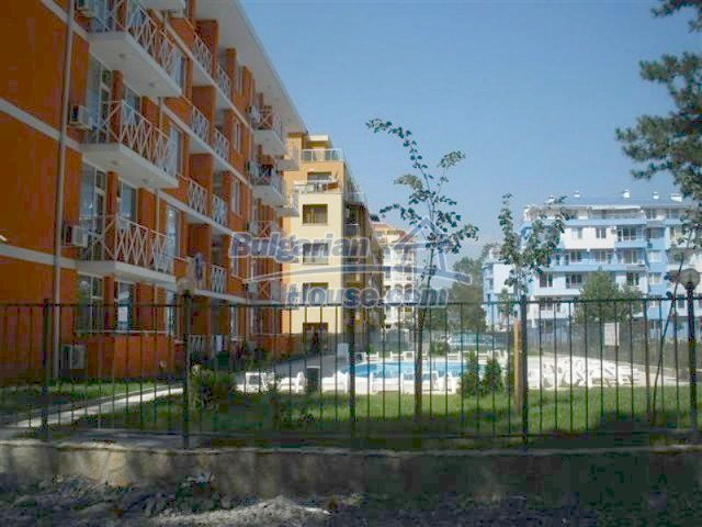 11921:4 - Furnished studio in Nessebar - excellent location near the beach