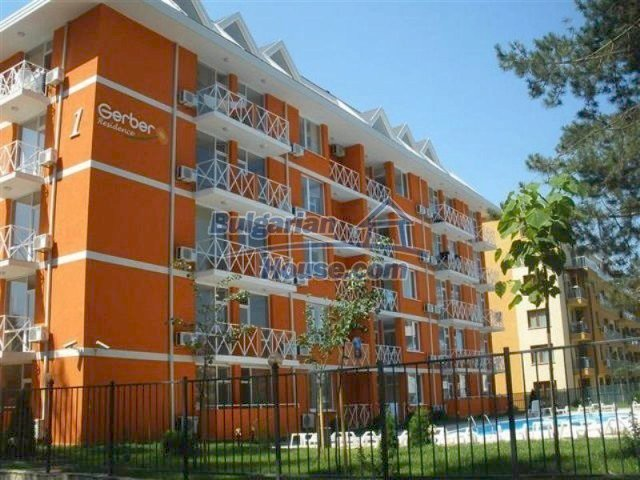 11921:5 - Furnished studio in Nessebar - excellent location near the beach