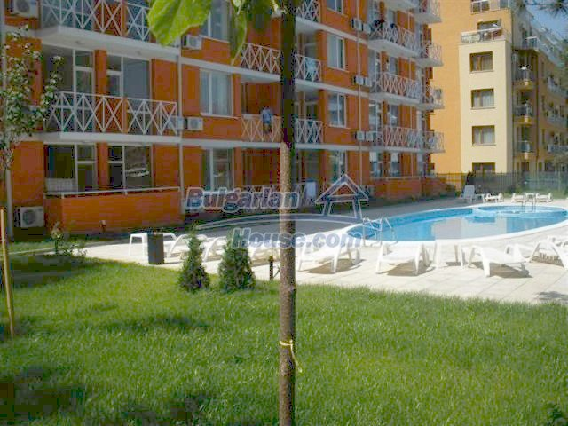 11921:6 - Furnished studio in Nessebar - excellent location near the beach