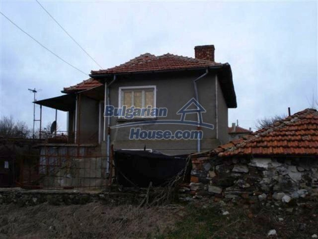11926:2 - Functional house in the village of Golyam Manastir near Elhovo