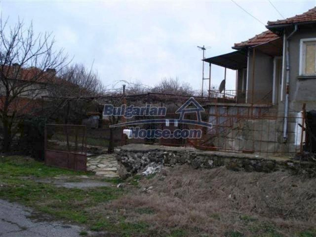 11926:4 - Functional house in the village of Golyam Manastir near Elhovo