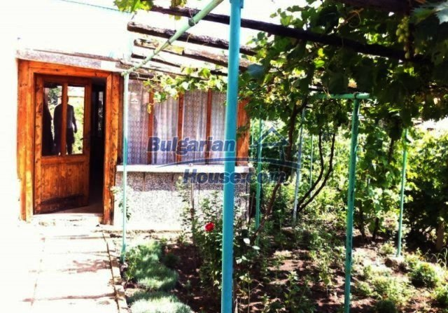 11977:4 - Very cheap house with lovely huge garden near Krivodol