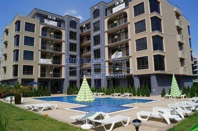 12057:1 - Studio apartment with furniture in Sunny Beach – great location