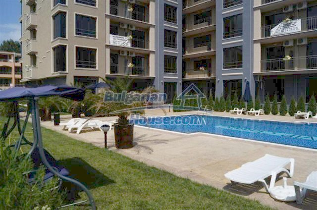 12057:3 - Studio apartment with furniture in Sunny Beach – great location