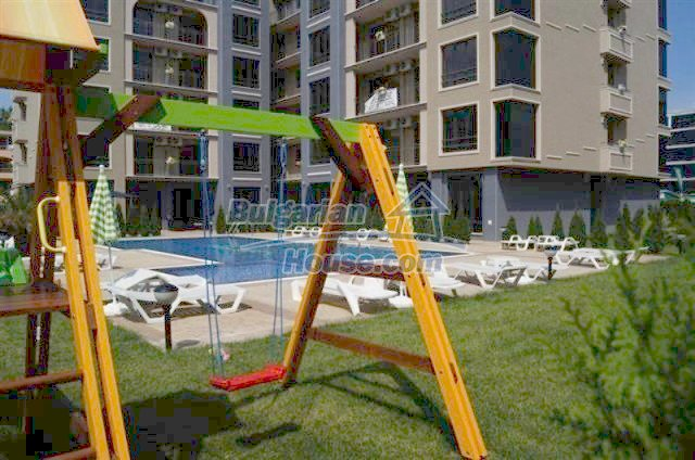 12057:4 - Studio apartment with furniture in Sunny Beach – great location