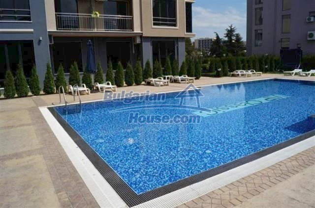 12057:5 - Studio apartment with furniture in Sunny Beach – great location