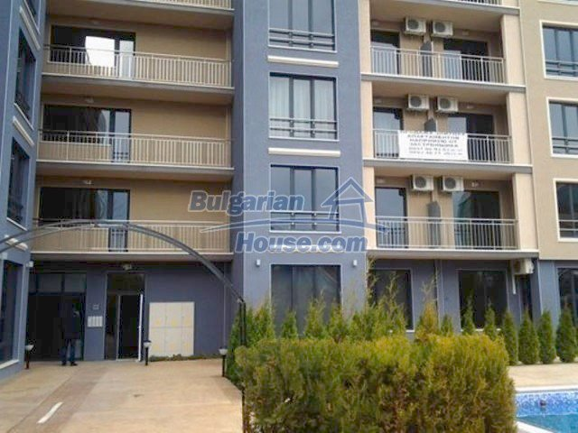 12057:8 - Studio apartment with furniture in Sunny Beach – great location