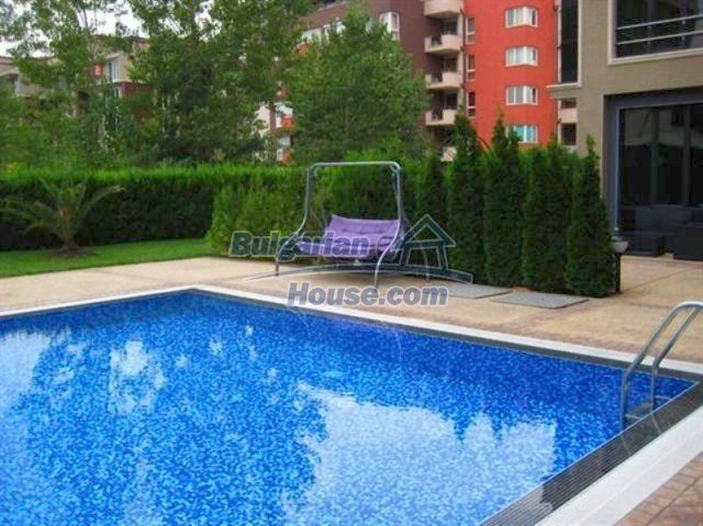 12057:9 - Studio apartment with furniture in Sunny Beach – great location