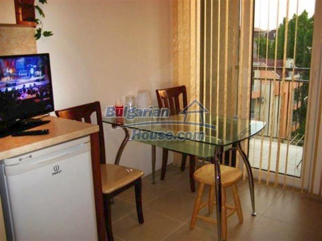 12057:15 - Studio apartment with furniture in Sunny Beach – great location