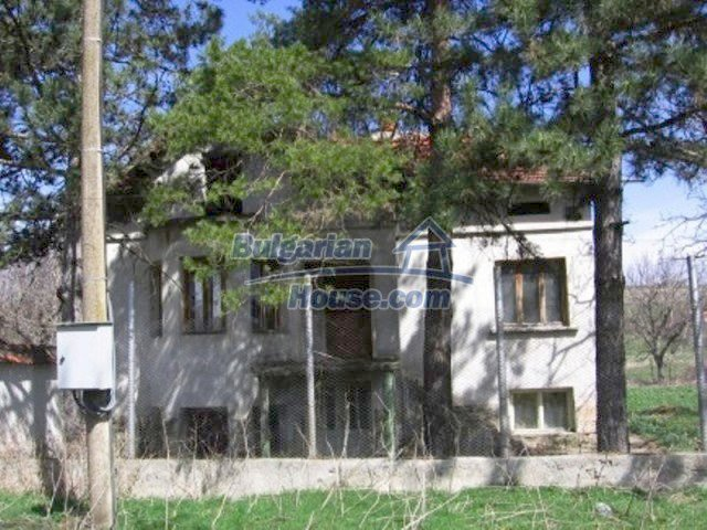 12063:1 - Low priced rural house in Vratsa – lovely panoramic view