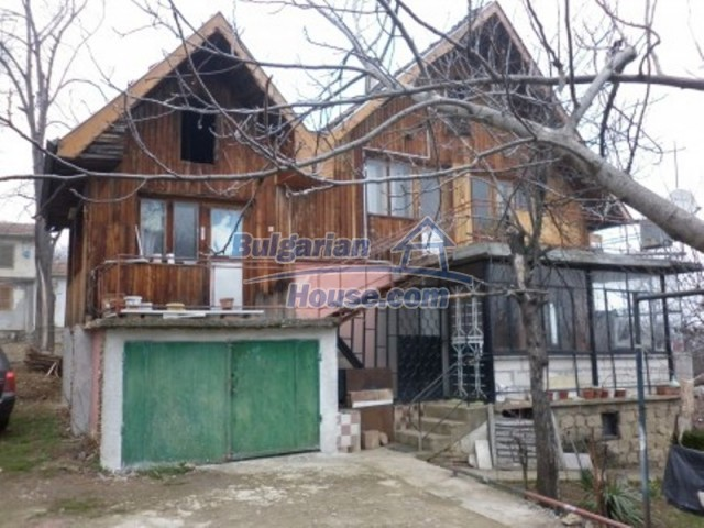 12069:1 - Cozy house with splendid panoramic view - Vratsa