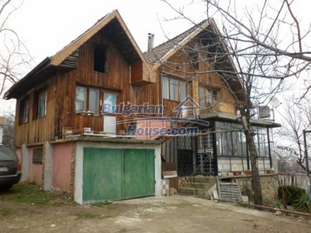 12069:2 - Cozy house with splendid panoramic view - Vratsa