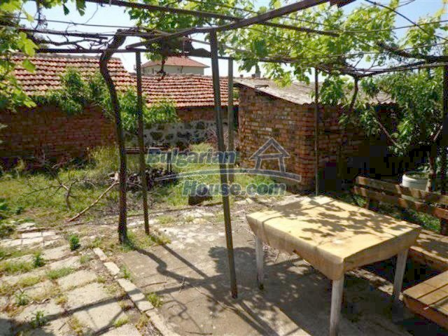 12072:9 - Attractive cozily furnished seaside house in Kableshkovo