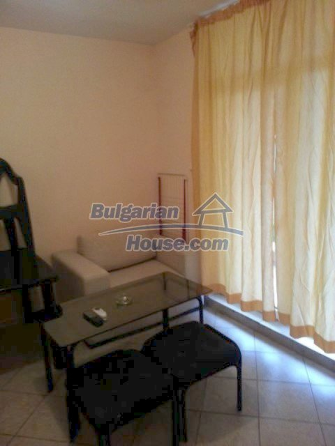 12074:11 - Bulgarian studio apartment with elegant furniture in Sunny Beach