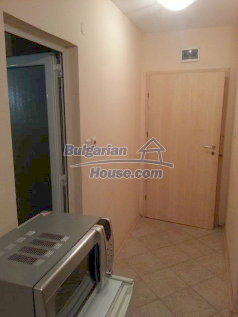 12074:9 - Bulgarian studio apartment with elegant furniture in Sunny Beach