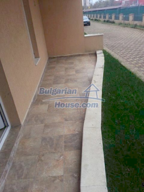 12074:14 - Bulgarian studio apartment with elegant furniture in Sunny Beach