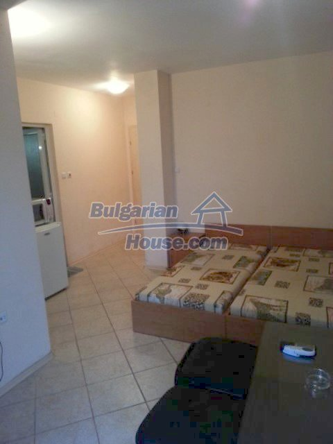 12074:15 - Bulgarian studio apartment with elegant furniture in Sunny Beach