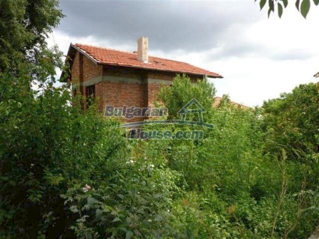 12086:1 - Solid seaside house with mountain view - Pomorie