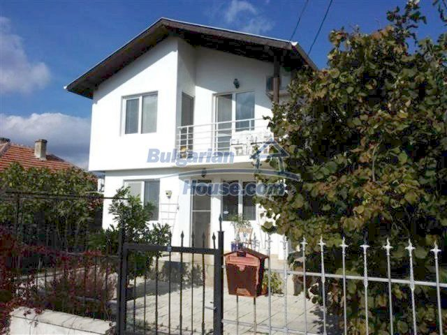 12097:1 - Furnished Bulgarian seaside house near Bourgas - lovely design