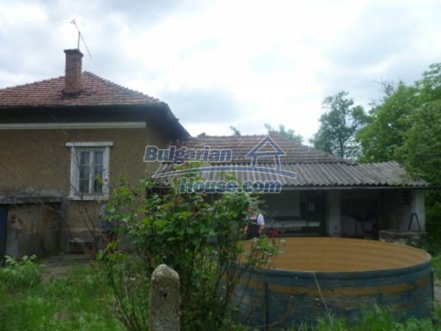 12104:3 - Nice Bulgarian house 15 km away from the Danube River - Montana