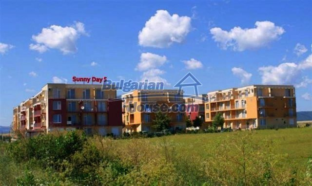 12115:7 - Compact elegant studio with furniture near Sunny Beach