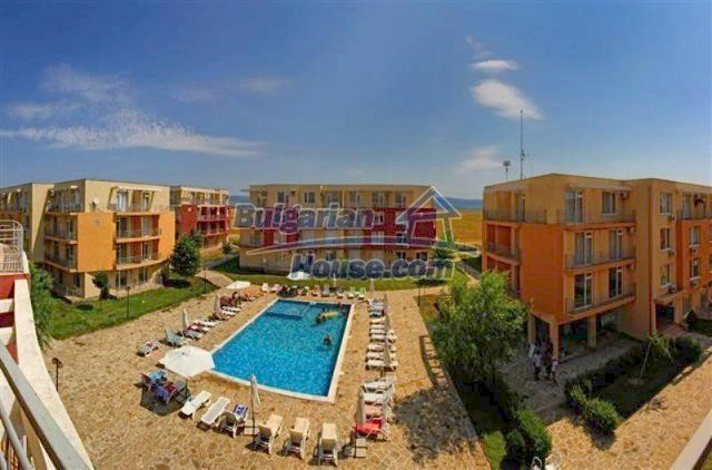 12115:12 - Compact elegant studio with furniture near Sunny Beach