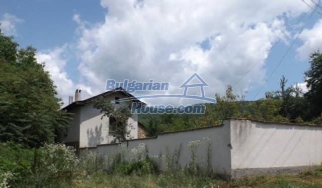 12128:7 - Beautiful rural house with garden and lovely view near Vratsa