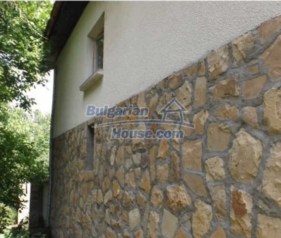 12128:11 - Beautiful rural house with garden and lovely view near Vratsa