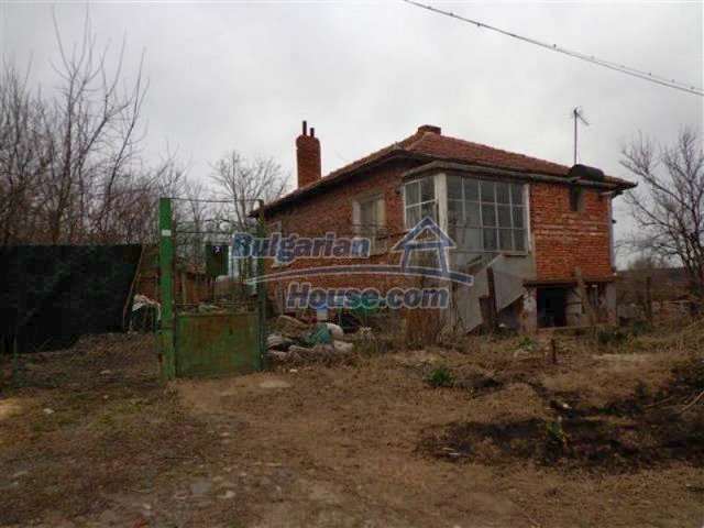 12152:1 - Functional seaside house with garden 6 km from Sredets