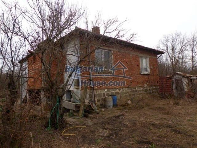 12152:4 - Functional seaside house with garden 6 km from Sredets