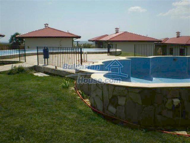 12153:3 - Charming furnished seaside house with pool - Nessebar