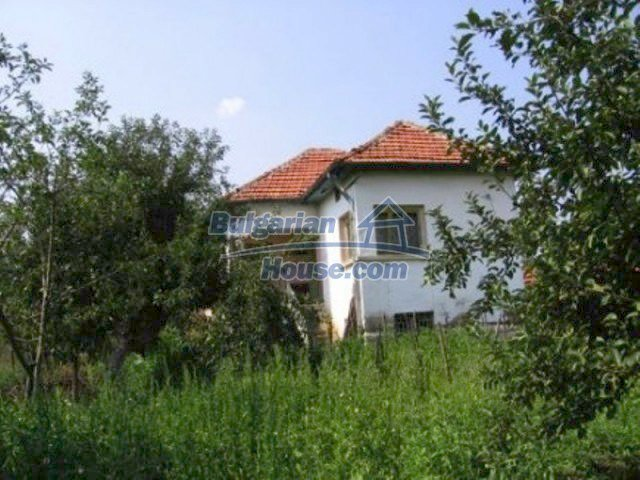 12166:1 - Cheap country house with panoramic view in Vratsa, Bulgaria