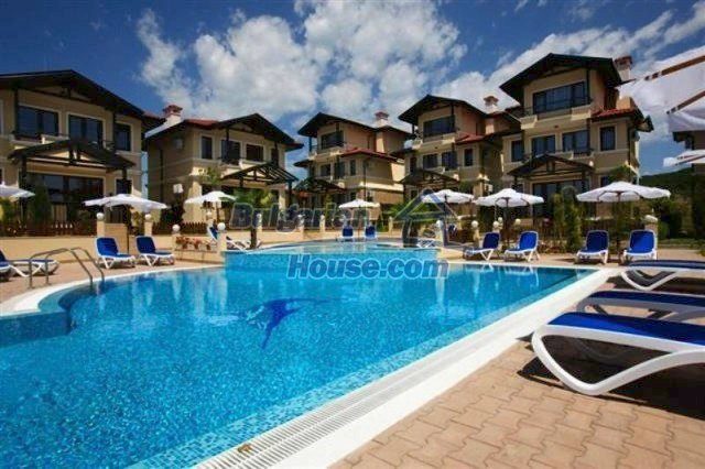 12167:1 - Stunning seaside houses with astounding views - Nessebar
