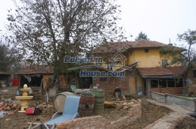 12169:3 - Affordable Bulgarian house near Vratsa – 25 km from Danube River