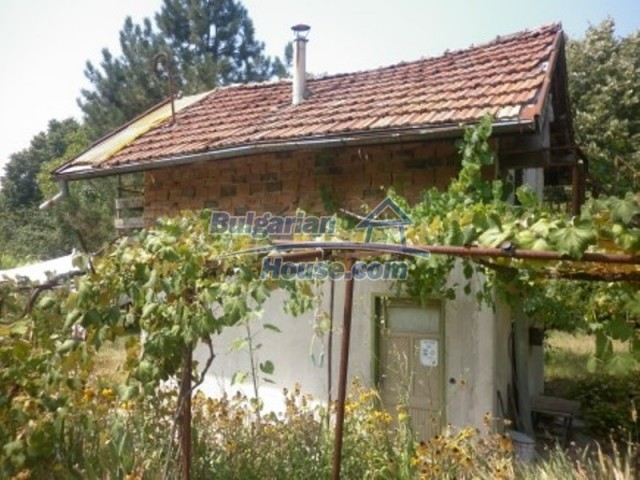 12172:4 - Very charming house with splendid views 3 km from Vratsa