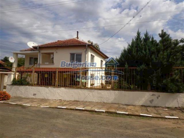 12207:3 - Fantastic furnished house with pool and garden near Sungurlare
