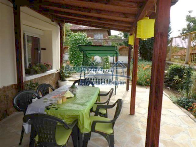 12207:5 - Fantastic furnished house with pool and garden near Sungurlare